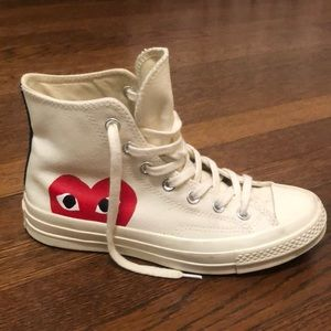 Converse Shoes - High top converse sneakers